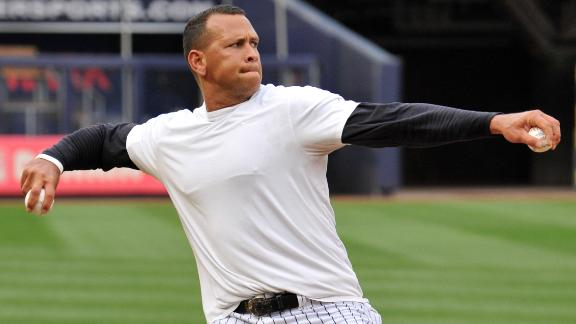 Girardi: A-Rod likely to rejoin Yankees Monday