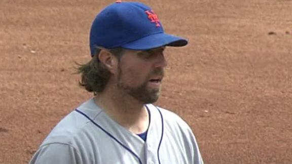 Video - Dickey, Davis Lead Mets Past Cardinals