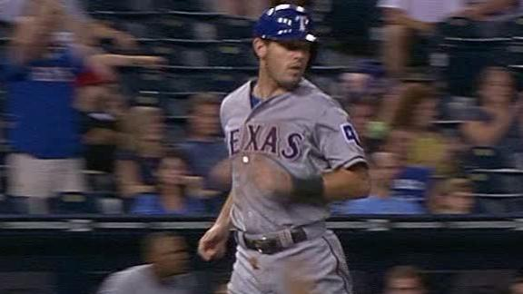 Video - Rangers Win In Extra Innings