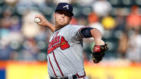 Video - Braves Improve To 8-0 In Medlen's Starts