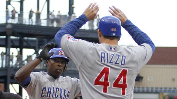 Soriano helps Cubs finish sweep of Pirates