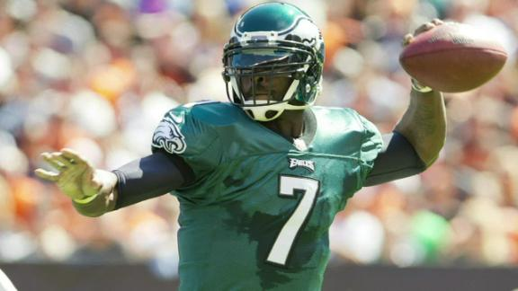 Vick knows he needs to improve in Week 2