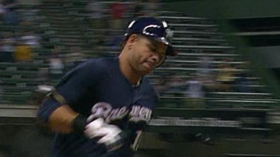 Video - Brewers Blank Braves