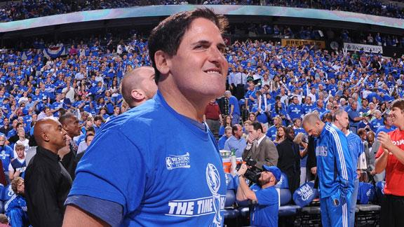 Video - Mark Cuban Not Impressed