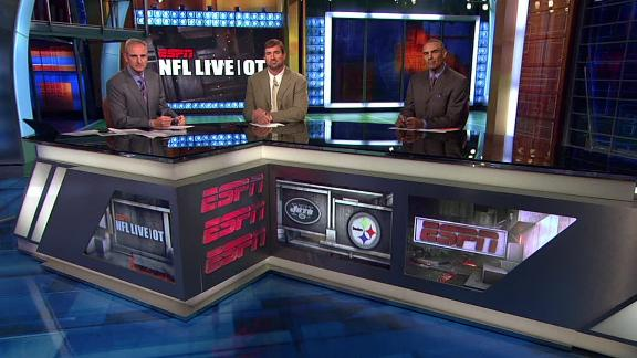 Video - NFL Live OT: Keys For Jets-Steelers