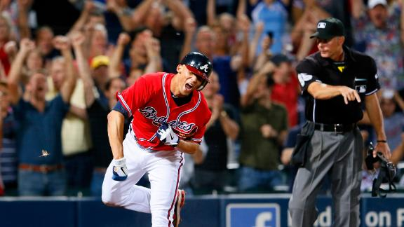 Video - Braves Walk Off On Throwing Error