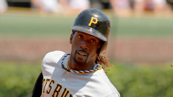 McCutchen fuels Pirates as Cubs' rally falls shy