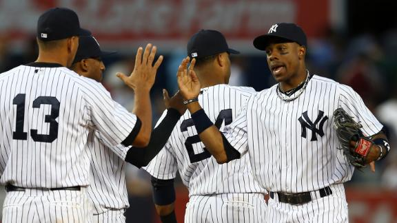 Nova sharp in return as Yankees down Rays