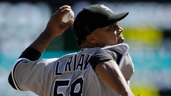 Liriano, White Sox thwart Twins, stay in first