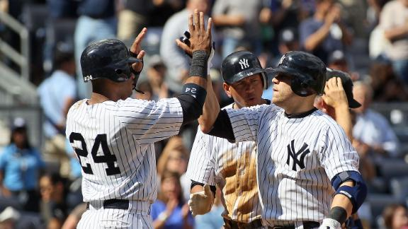 Yankees hold off Rays to keep grip on AL East