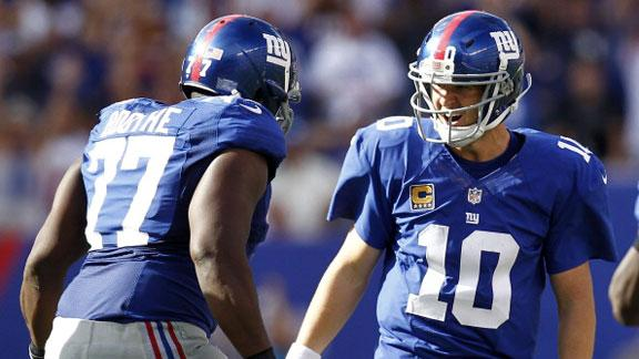 Rapid Reaction: Giants 41, Buccaneers 34