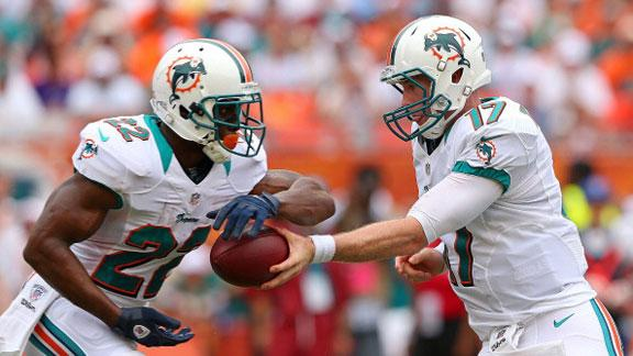 Wrap-up: Dolphins 35, Raiders 13