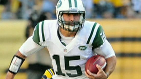 Rex on use of Tebow: 'We determine that, OK?'