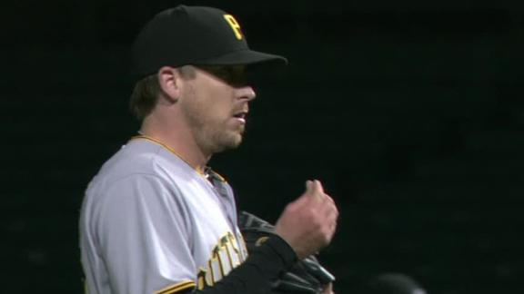 Video - Pirates Blank Cubs