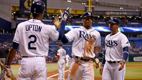 Rays snap skid; Red Sox clinch losing record