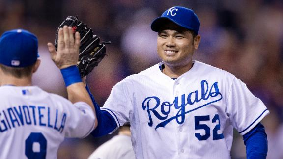 Video - Chen, Royals Blank White Sox