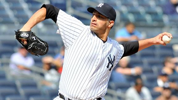 Video - Pettitte Wins In Return From Disabled List