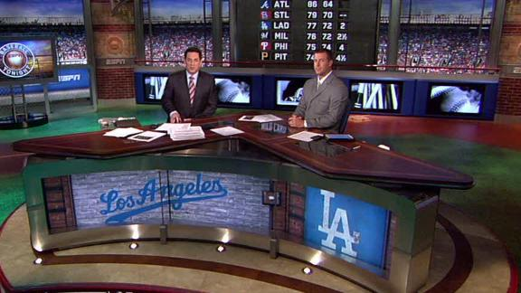 Video - Dodgers Done?