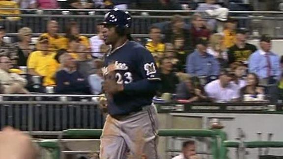 Video - Brewers Come Back To Top Pirates
