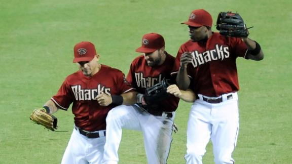 Video - Diamondbacks Keep NL Wild-Card Hopes Alive