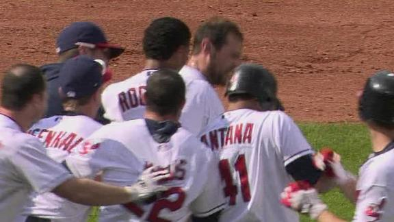 Video - Indians Avoid Sweep