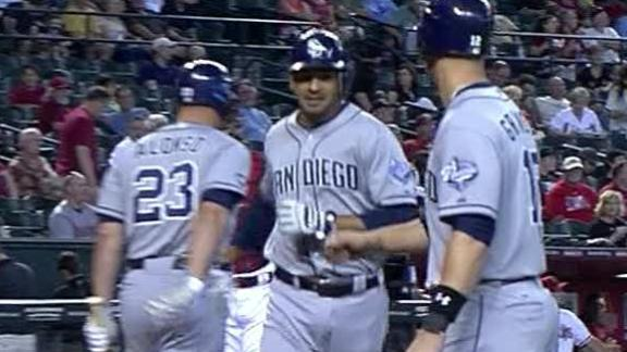 Video - Padres Edge Diamondbacks 6-5.