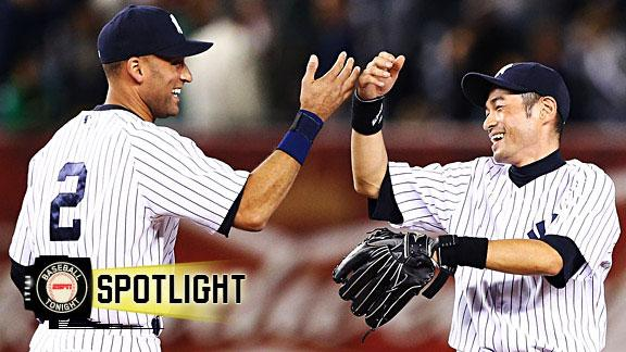 Video - Jeter Makes History In Yankees Win