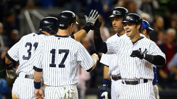 Video - Swisher, Ichiro Spark Yankees