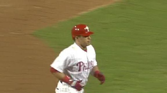 Video - Phillies Homer Past Braves