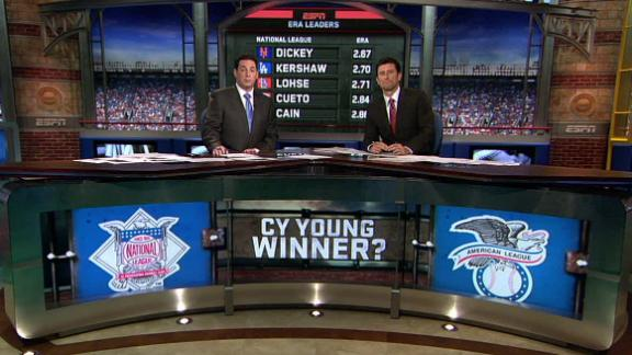 Video - Cy Young Picks