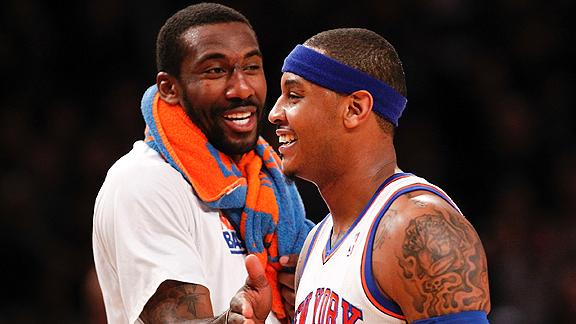 Woodson selects Felton as Knicks' starter at PG