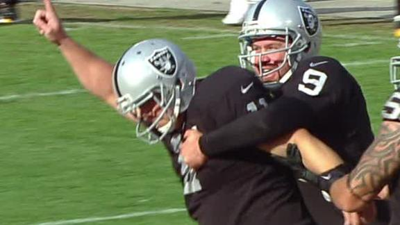Janikowski FG caps Raiders' rally over Steelers