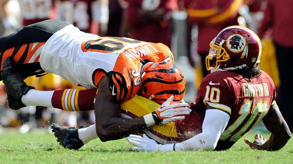 Video - Sunday Blitz: Bengals-Redskins Recap