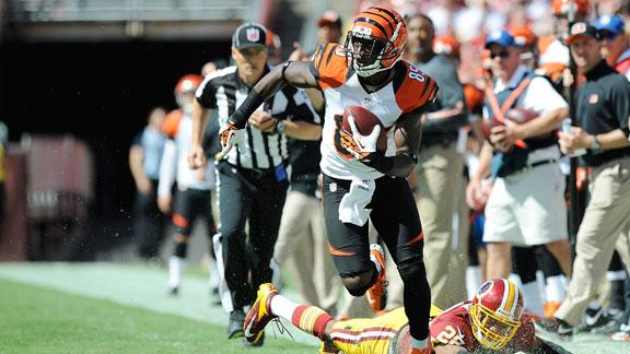 Video - Aerial Assault Lifts Bengals