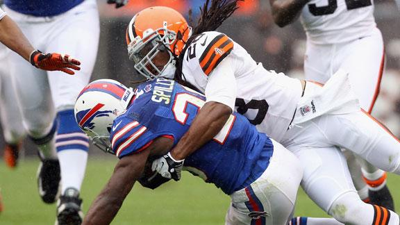 Wrap-up: Bills 24, Browns 14