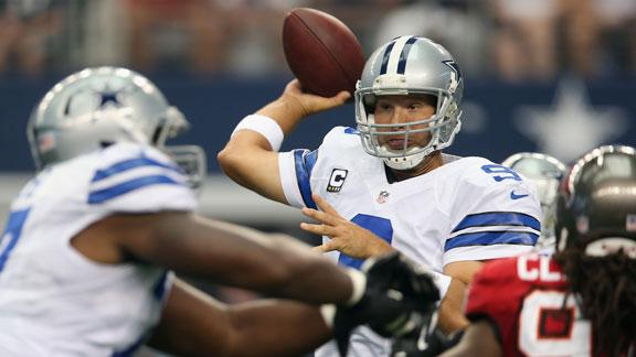 Wrap-up: Cowboys 16, Buccaneers 10