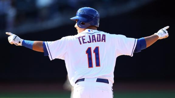 Tejada's single in ninth sends Mets past Marlins