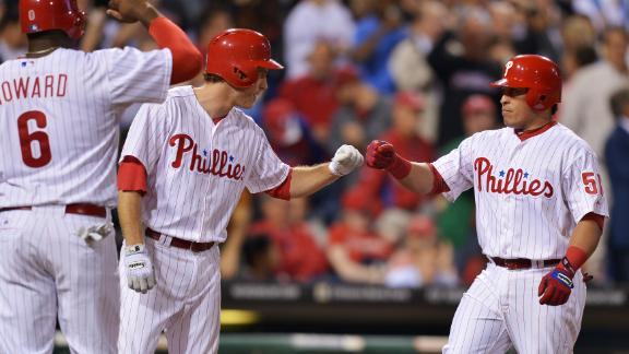 Video - Phillies Upend Nationals, Keep Postseason Hopes Alive