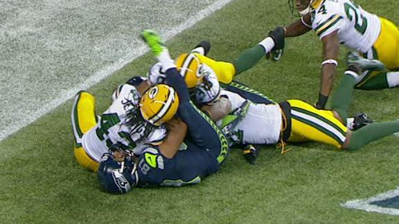 Rapid Reaction: Seahawks 14, Packers 12