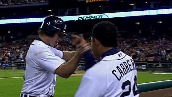 Video - Tigers Edge Royals To Stay Atop The AL Central