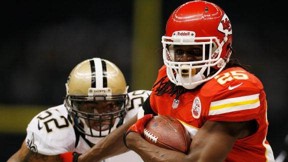 Video - NFL32OT: Jamaal Charles Charged And Ready