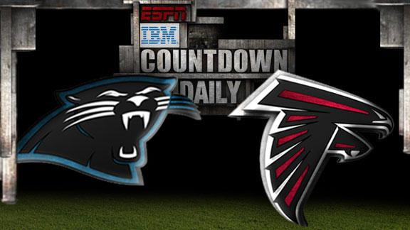 Video - Countdown Daily Prediction: Panthers-Falcons