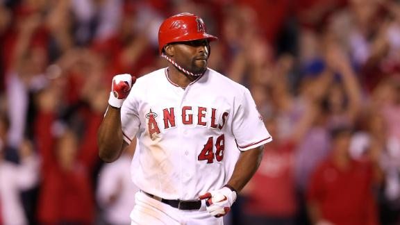 Video - Hunter Lifts Angels With Walk-Off Single