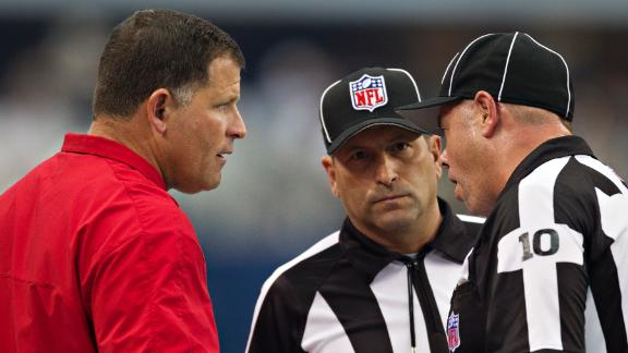 NFL - Clayton: 5 things to know about NFL referee deal