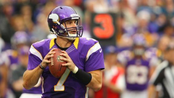Video - NFL32OT: Vikings Heading In Right Direction