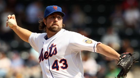 Video - Cy For Dickey?