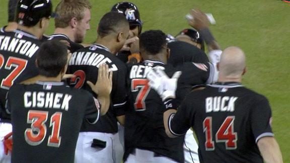 Video - Marlins Eliminate Phillies From Playoff Contention