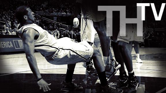 Video - TrueHoop TV: On Flopping