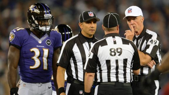 Order restored with return of the officials