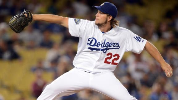 Video - Kershaw, Dodgers Blank Rockies